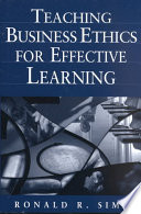 Teaching Business Ethics for Effective Learning