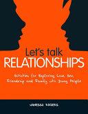 Let's Talk Relationships