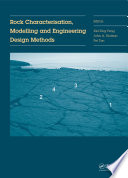 Rock Characterisation  Modelling and Engineering Design Methods