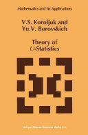 Theory of U Statistics