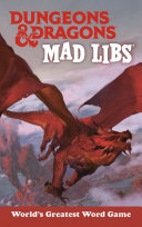 Dungeons & Dragons Mad Libs
