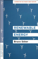 link to Renewable energy : a primer for the twenty-first century in the TCC library catalog