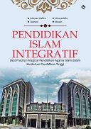 Pdf Pendidikan Islam Integratif Telecharger