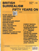 British Surrealism  fifty Years on Book
