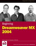 Beginning Dreamweaver   MX 2004