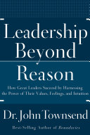 Pdf Leadership Beyond Reason