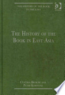 History of the Book in the East. 3 Vols
