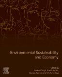 Environmental Sustainability and Economy