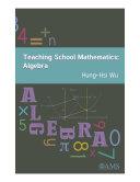 Teaching School Mathematics  Algebra