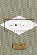 Pdf Baudelaire: Poems Telecharger
