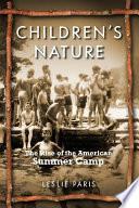 Children S Nature