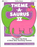Theme a saurus II Book PDF