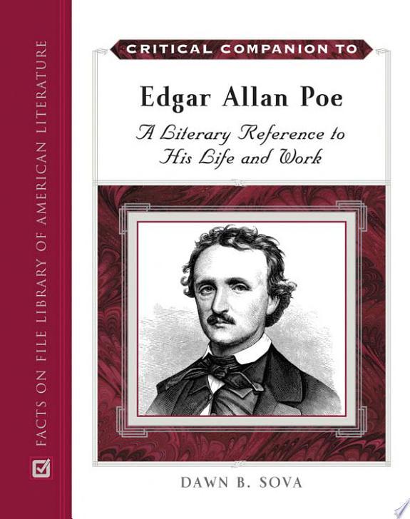 Critical+Companion+to+Edgar+Allan+Poe
