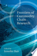 Frontiers of Commodity Chain Research Book
