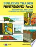 Building Trades Printreading