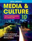 Media & Culture 2016 Update