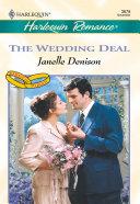 The Wedding Deal  Mills   Boon Cherish