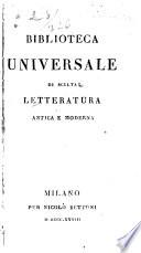 L'elegie di Properzio e di Tibullo recate in verso italiano, Elegiae