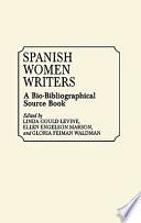 Spanish Women Writers