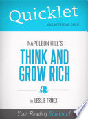 Quicklet on Napoleon Hill s Think and Grow Rich