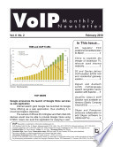 Voip Monthly Newsletter February 2010 Book PDF