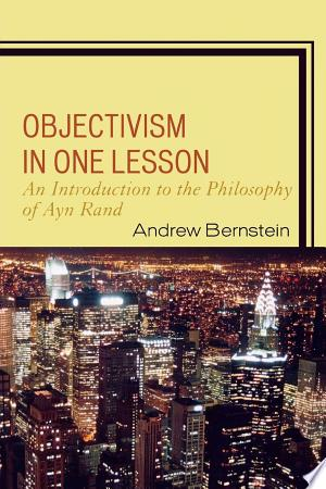 Download Objectivism in One Lesson Free Books - All About Books