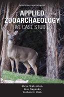 Applied Zooarchaeology