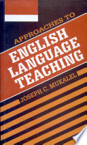 Approaches To English Language Teaching