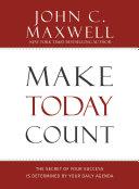 Make Today Count [Pdf/ePub] eBook