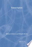 Transcription Book PDF
