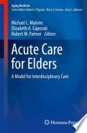 Acute Care For Elders