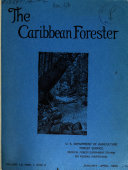 The Caribbean Forester Book