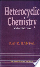 Heterocyclic Chemistry