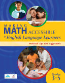 Making Math Accessible to Students With Special Needs  Grades 3 5
