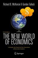 The New World of Economics Pdf/ePub eBook