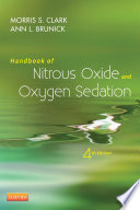 Handbook of Nitrous Oxide and Oxygen Sedation - E-Book