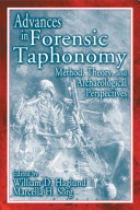 Pdf Advances in Forensic Taphonomy