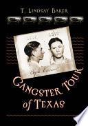 Gangster Tour of Texas Book