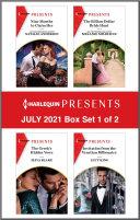 Harlequin Presents   July 2021   Box Set 1 of 2