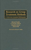 Research on Group Treatment Methods