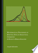 Mathematical Processing of Spectral Data in Analytical Chemistry