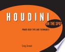 Houdini On the Spot