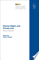 Human Rights And Private Law