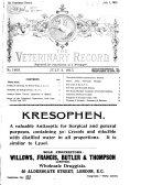 The Veterinary Record