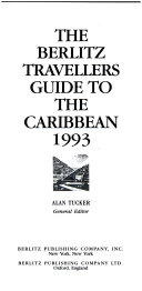 The Berlitz travellers guide to the Caribbean