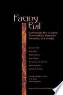 Facing Evil Book PDF