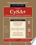 CompTIA CySA  Cybersecurity Analyst Certification All in One Exam Guide  Exam CS0 001  Book