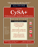 CompTIA CySA  Cybersecurity Analyst Certification All in One Exam Guide  Exam CS0 001