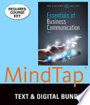 Essentials of Business Communication + Premium Website, 1-term Access + How 13 + Mindtap Business Communication, 1-term Access