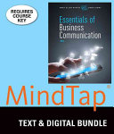 Essentials Of Business Communication Premium Website 1 Term Access How 13 Mindtap Business Communication 1 Term Access PDF